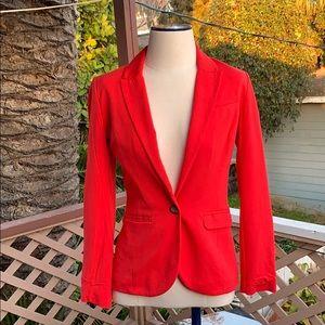 H&M - Red Blazer